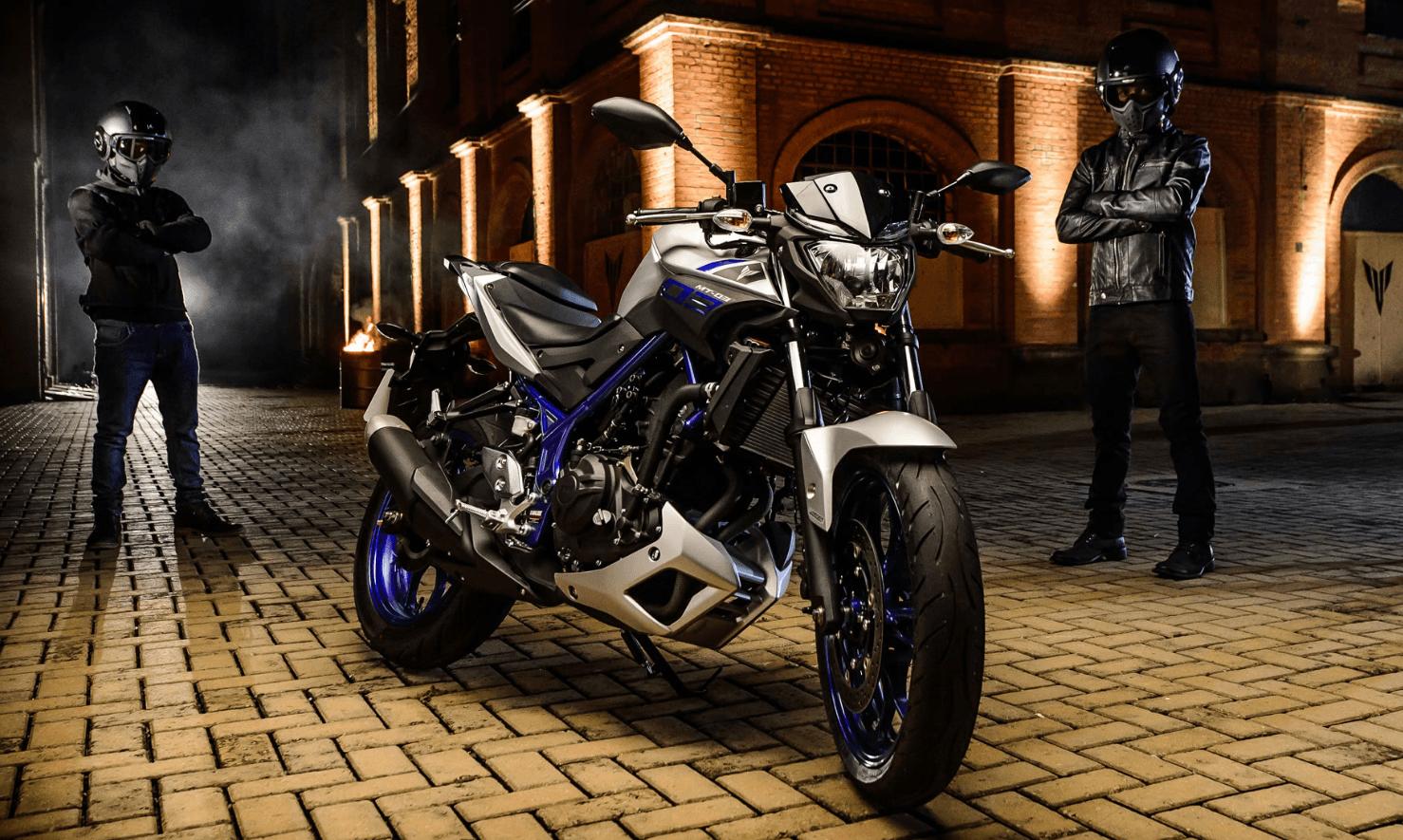 Yamaha MT 03 2021