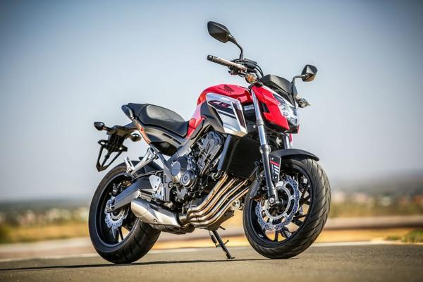 Honda CB 650F 2021