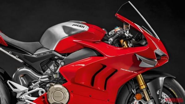 New Ducati Panigale V4 R 2021