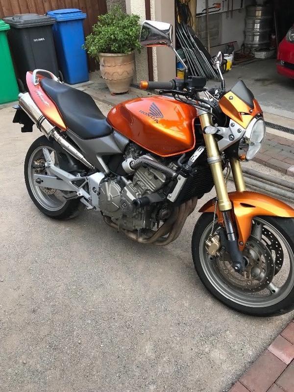 Hornet CB 600 2021