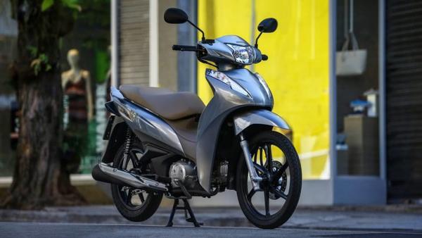 New Honda Biz 125 2021