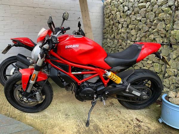 Ducati Monster 797 2021