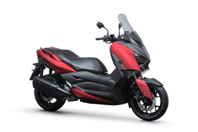 New Yamaha XMax 250 2021