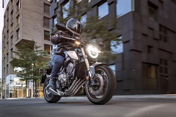 New Honda CB 650R 2021
