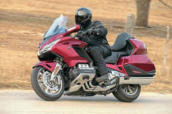 Honda GL 1800 Gold Wing Tour 2021