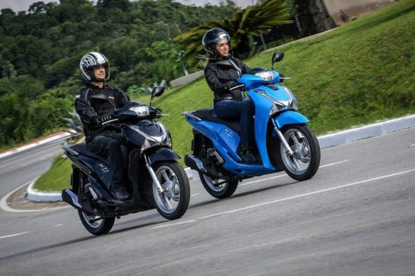 Honda SH 150i 2021