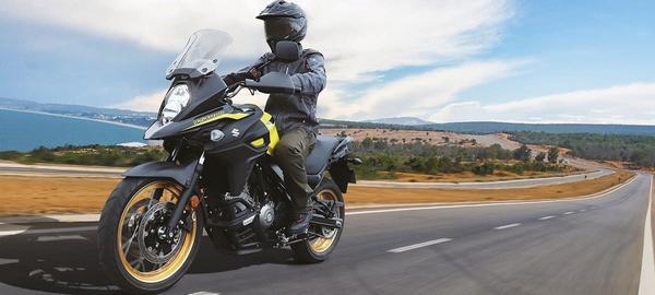 Suzuki V-Strom 650 XT ABS 2021