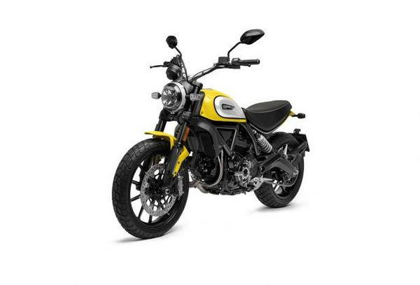 New Ducati Scrambler Icon 2021