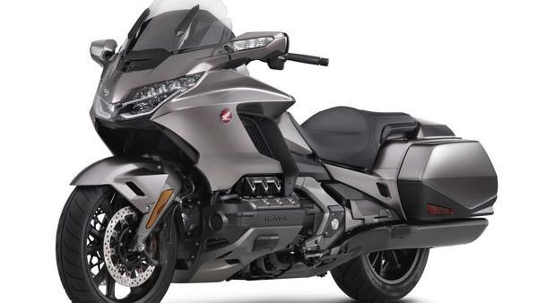 Honda Gold Wing Bagger 2021
